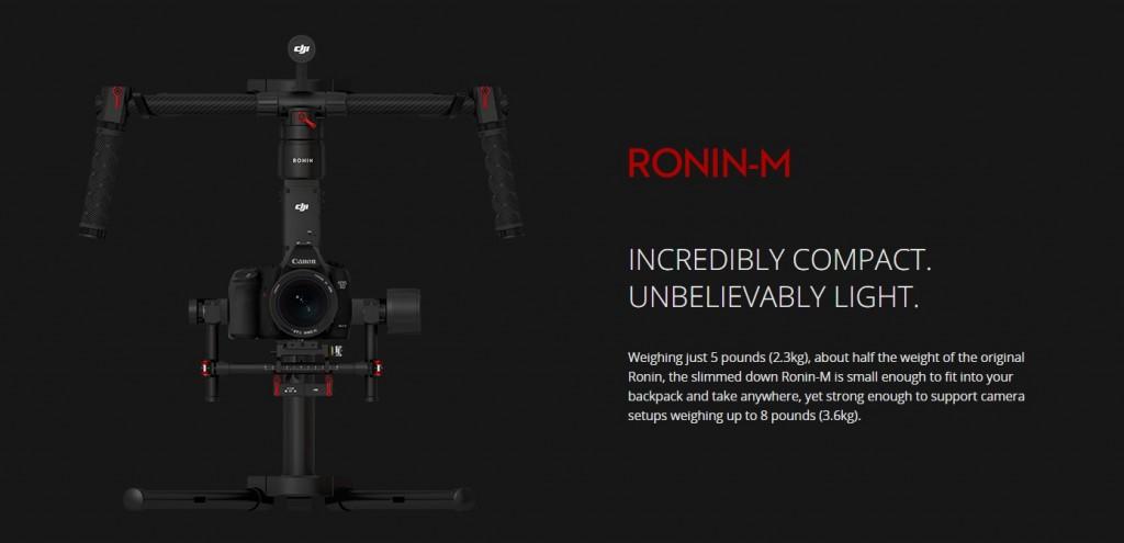 DJI Ronin M compact