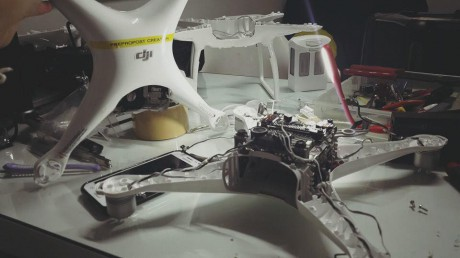 fix dji phantom3