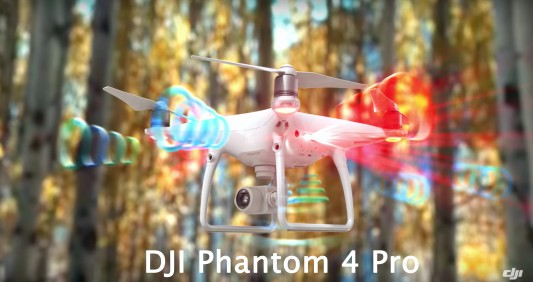 DJI Phantom4 Pro