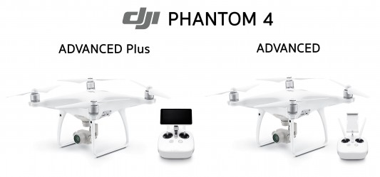 dji phantom4 advancedd