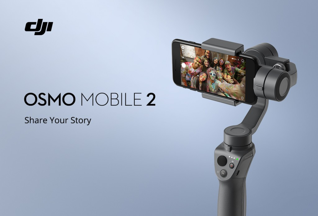 dji osmo mobile2 new