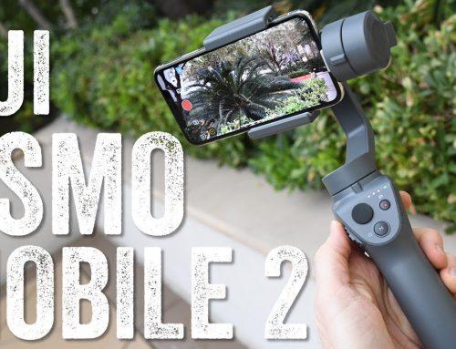 dji osmo mobile 2 รีวิว