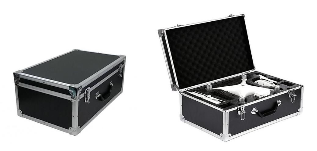 phatom aluminium case