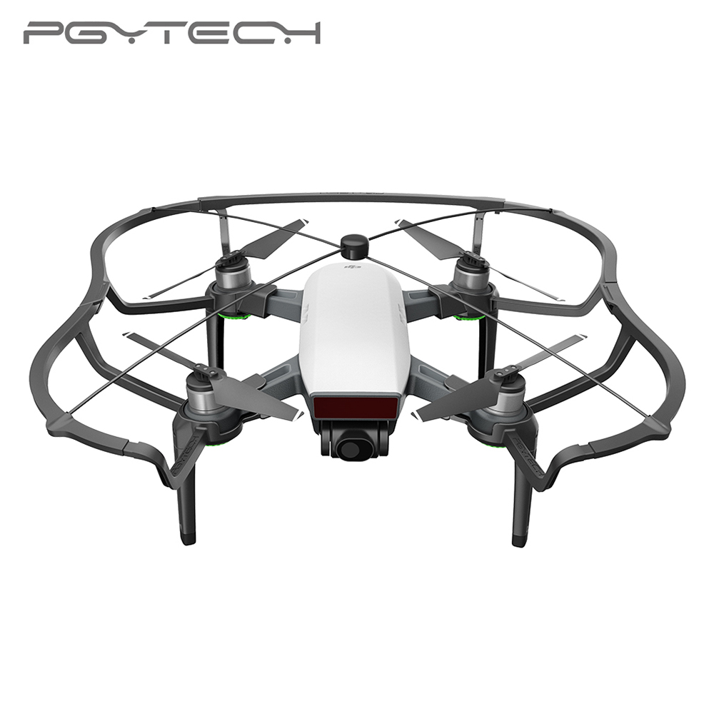 PGYTECH-New-Arrival-Propeller-Guard-Riser-Kit-for-DJI-SPARK-Drone-Accessories-With-PC-ABS-Material