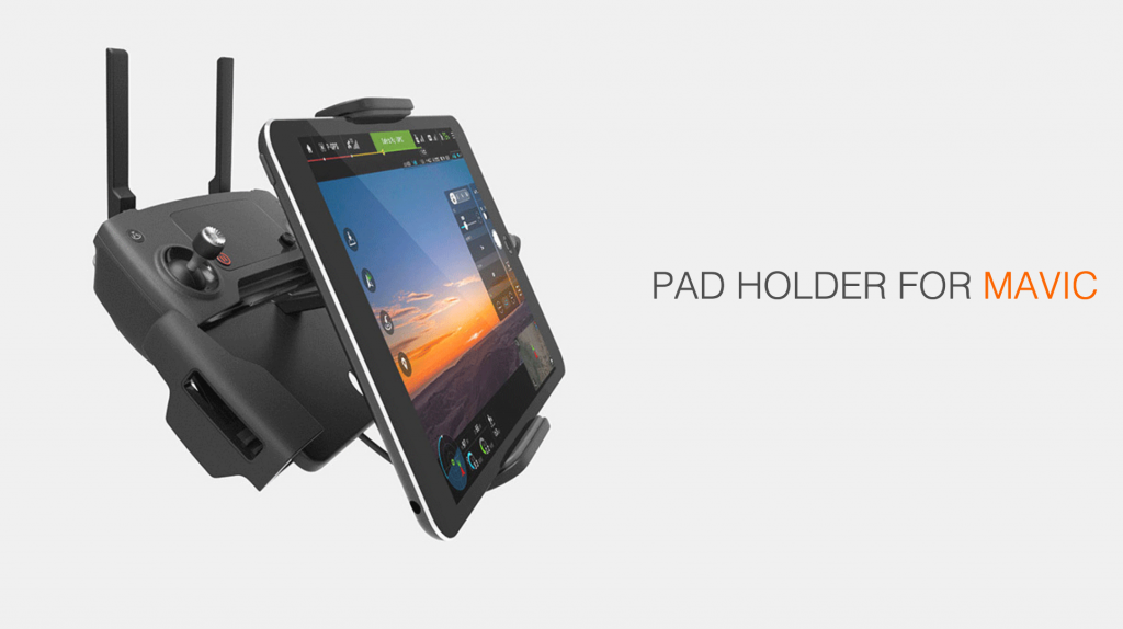 dji mavic pro ipad holder