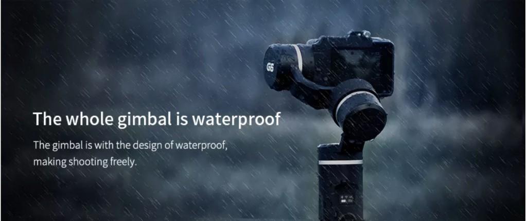 08 feiyu g6 waterproof