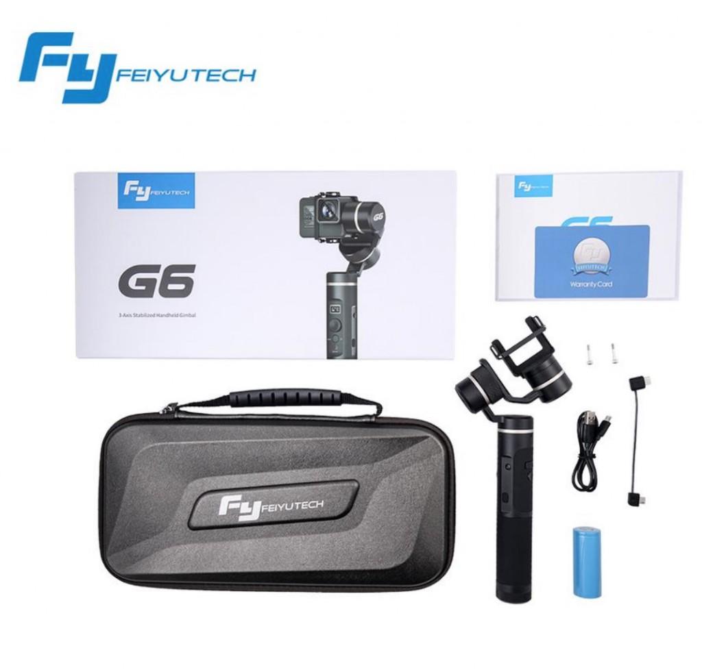 feiyu g6 in the box