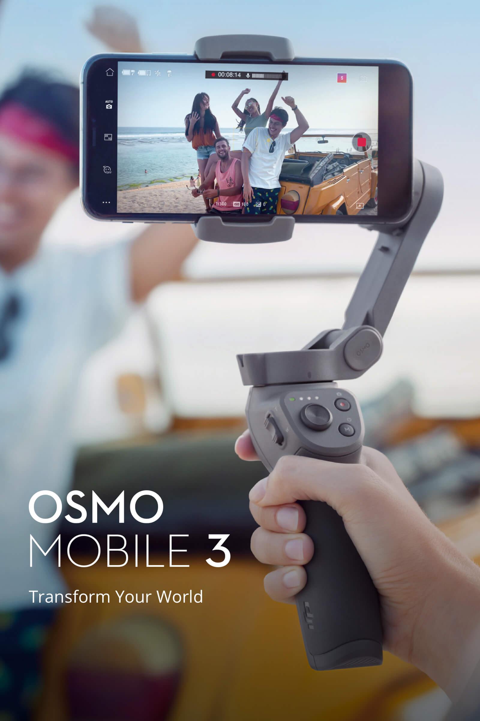 ขาย dji osmo mobile 3 ราคา