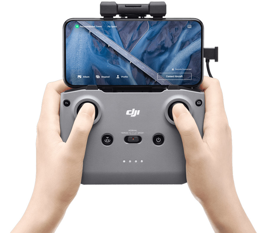 DJI Mavic Air2 remote controller