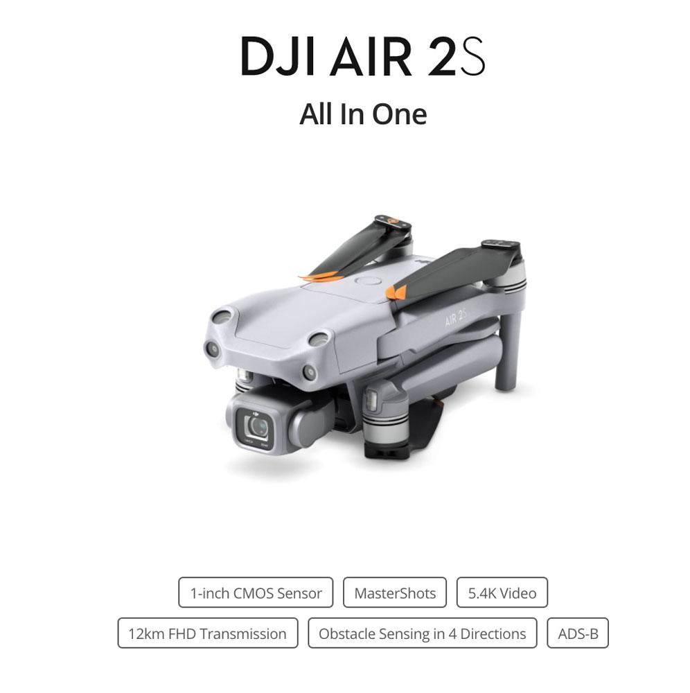 DJI Air2s Key Features
